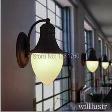 Type A Designer models minimalist retro style industrial warehouse Wall and RH Farman Wall A Style LOFT wall lighting