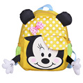 New Cartoon Cute Children 1-5 Years Old Male And Female Baby Shoulder Bag  Children Backpack New Mickey Pattern