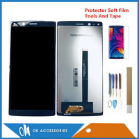 5.99 Inch For Doogee Mix 2 LCD Display With Touch Screen Digitizer High Quality Black Blue Color With Kits