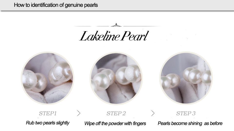 genuine pearl identification