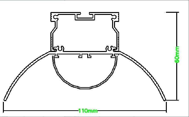 все цены на Factory Price high quality 4ft 5ft Led linear batten led tube light aluminum+PMMA cover 3 years warranty free shipping cost онлайн