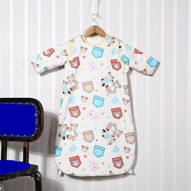 Baby Sleeping Bag Long Sleeve Newborn Envelop Cotton Sleep Sack 0-3 YearsBaby Sleeping Bag Long Sleeve Newborn Envelop Cotton Sleep Sack 0-3 Years