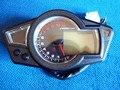 """Высокое качество производительность ks жк-цифровой универсальный пробега спидометр тахометр мотоцикла голубой подсветкой 10 """" до 21 """" колеса"""