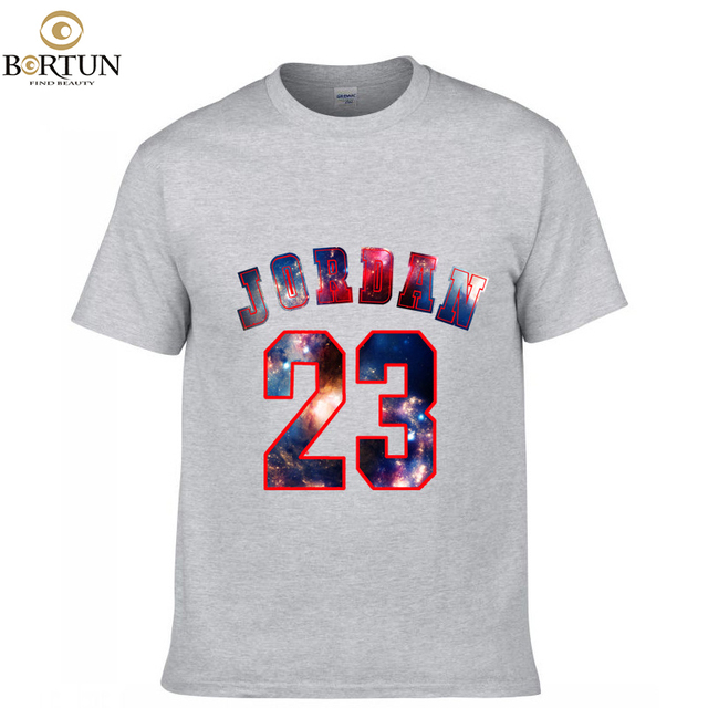 d3c2764bfa3e47 Jordan t-shirt Men Classic Max 3xl short sleeves 100% cotton t shirt for  man Fitness Clothing Male Crossfit Tops