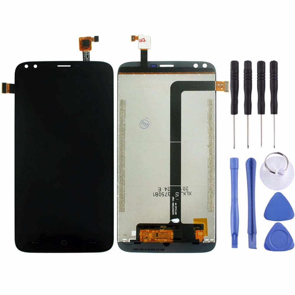 LCD Screen and Digitizer Full Assembly for Doogee X30