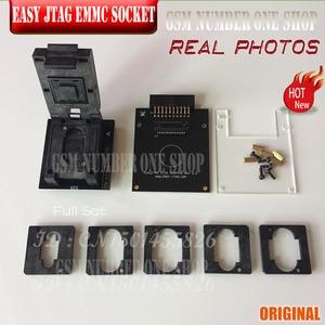 Image 5 - 2020 새 버전 풀 세트 Easy Jtag plus box Easy Jtag plus box + EMMC 소켓 (HTC/ Huawei/LG/ Motorola /Samsung /SONY/ZTE 용)