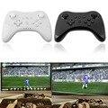 Clássico Analógico Dual Bluetooth Sem Fio USB Controle Remoto U Pro jogo Gaming Gamepad para Nintendo Wii U Branco Preto hot