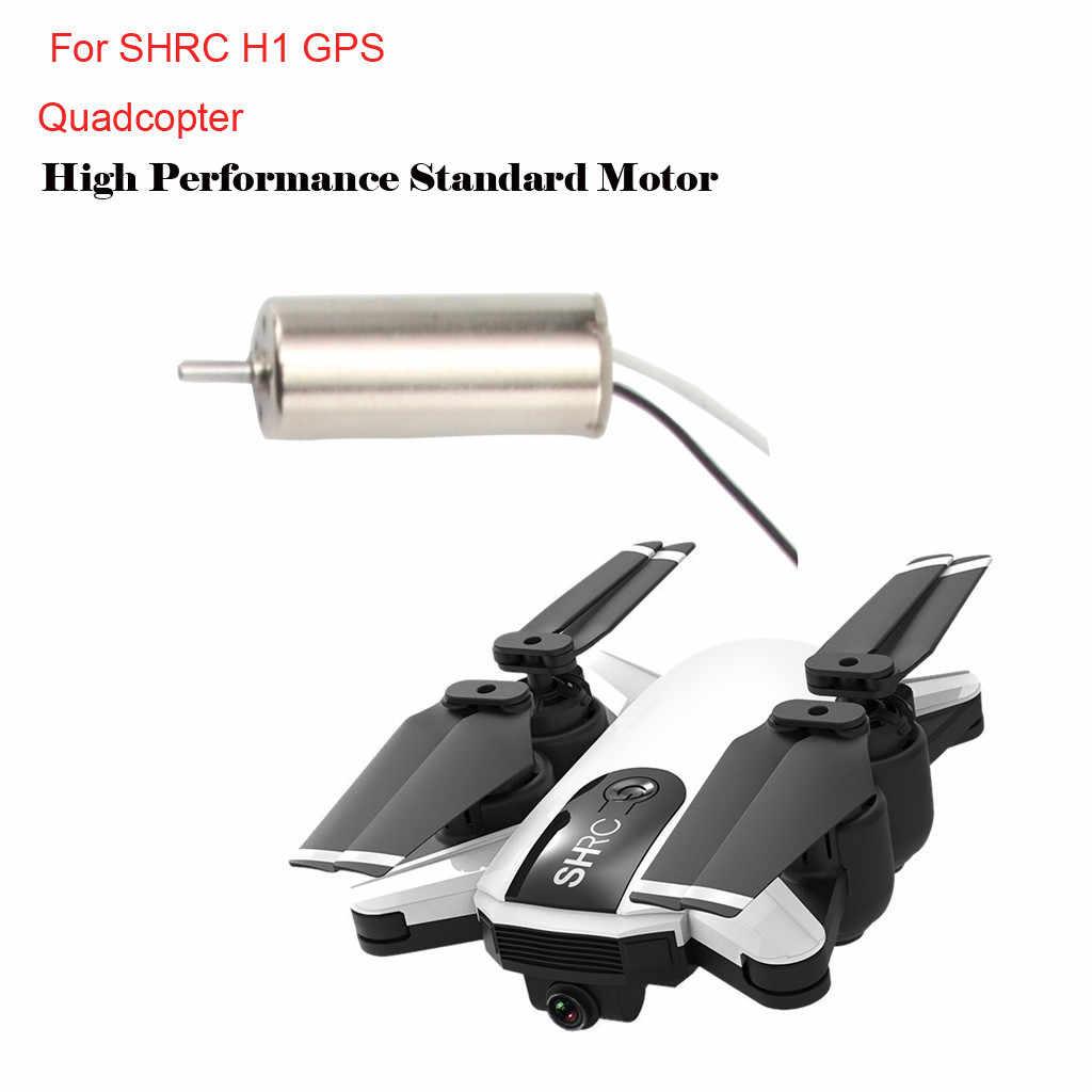 Modelo de avión de repuesto accesorios de alto rendimiento estándar del Motor para CDHS H1 GPS RC Quadcopter 518