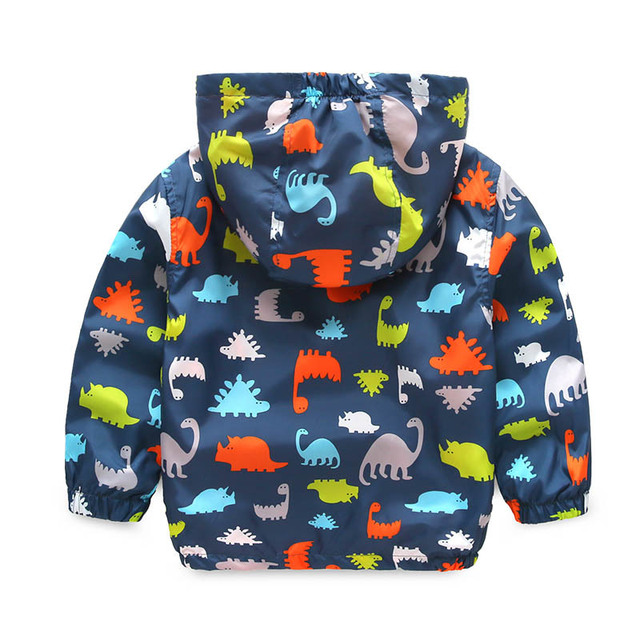 Kids Dinosaur Jacket