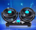 2015 New Storm Wind fully adjustable 12V electronics car fan car fan speed two tranches 360 Degree HX-T303 For Cars