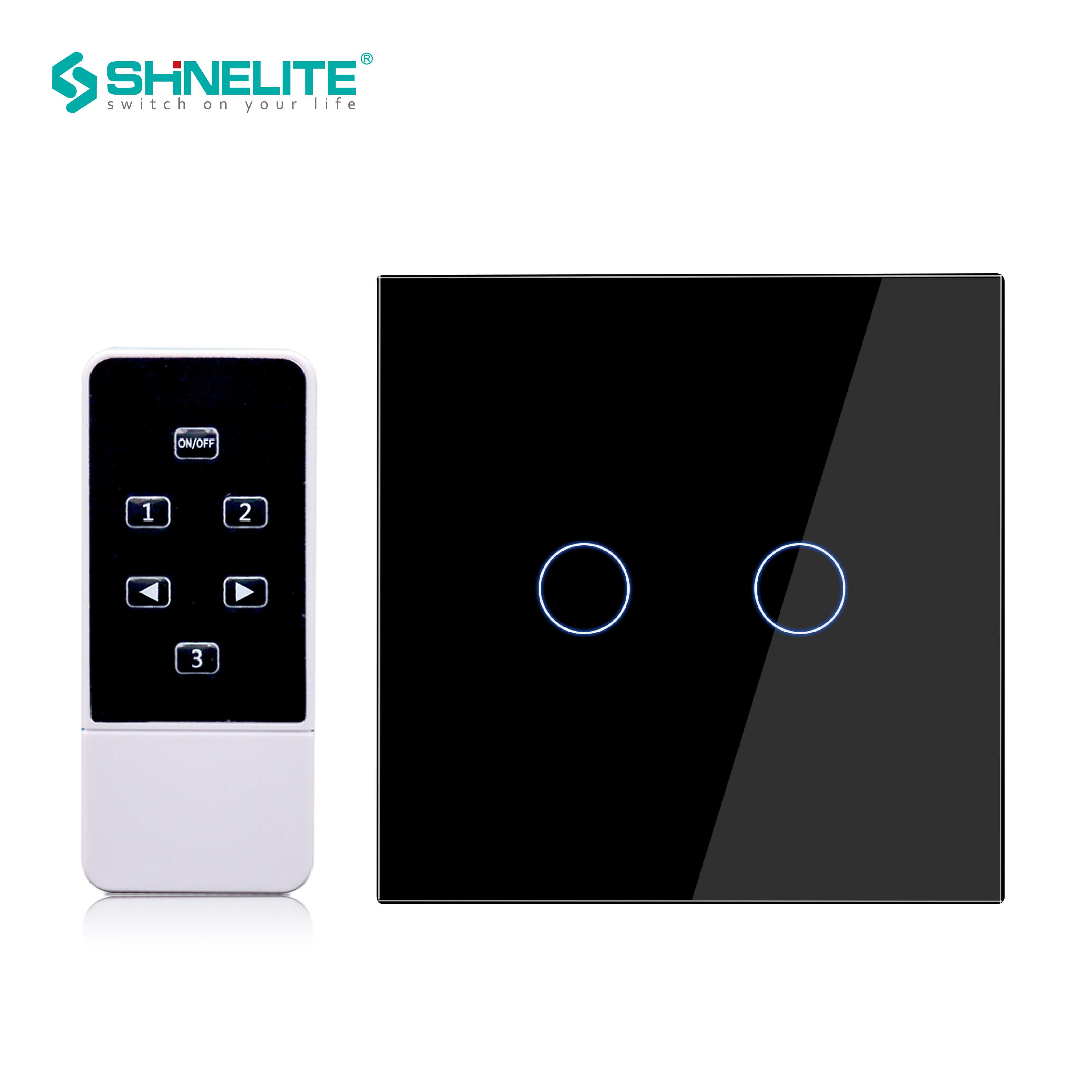 Electronic Touch Wireless Light Switch