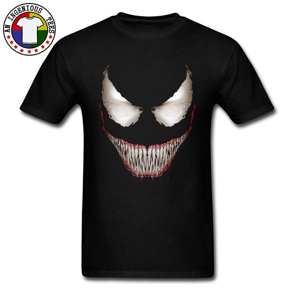 Marvel Venom Face Mens T-Shirt