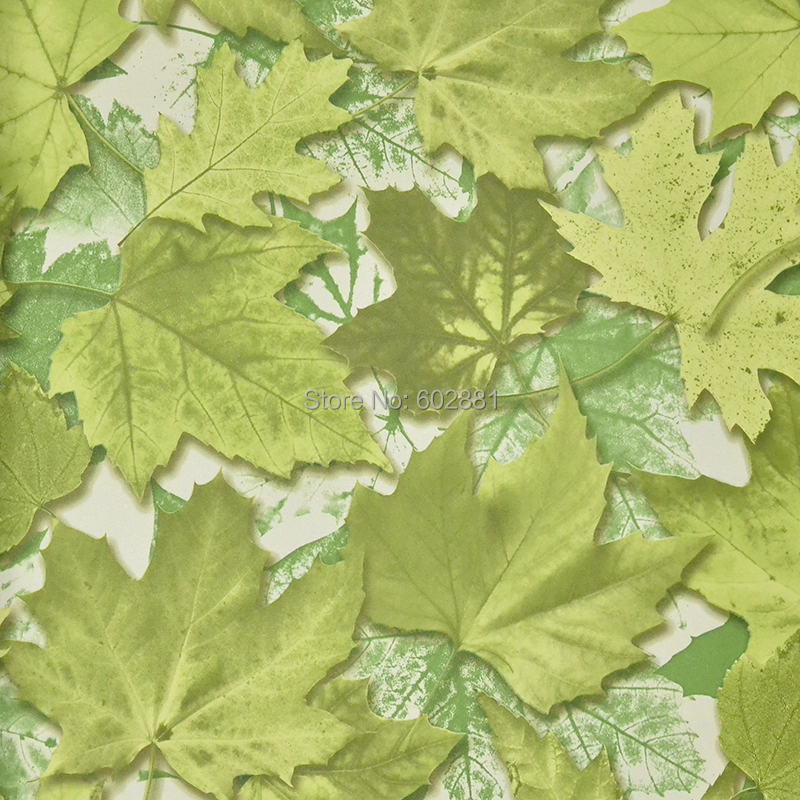 6204 Vinyl 3d Designer Maple Leaf Novelty Matte Finish