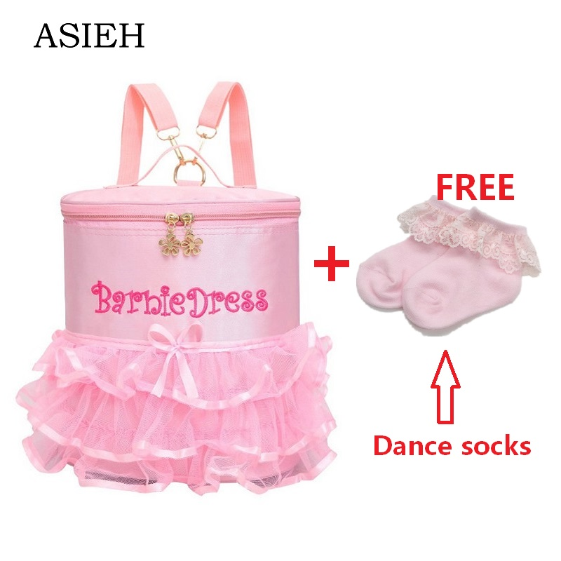 ASIEH embroidery school bag Little girl Lace backpack child pink backpack ladies backpack lovely mochila fashion  pack mochilas new sweet little fresh little lady backpack fashion kids mini school bag ly1813