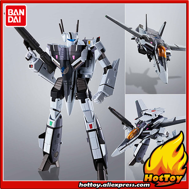 Original BANDAI Tamashii Nation HI-METAL R Action Figure - VF-1S Valkyrie (35th Anniversary Color Ver.) from Macross genuine bandai exclusive tamashii nation 10th anniversary s h figuarts dragon ball z son gokou goku kaiohken ver action figure