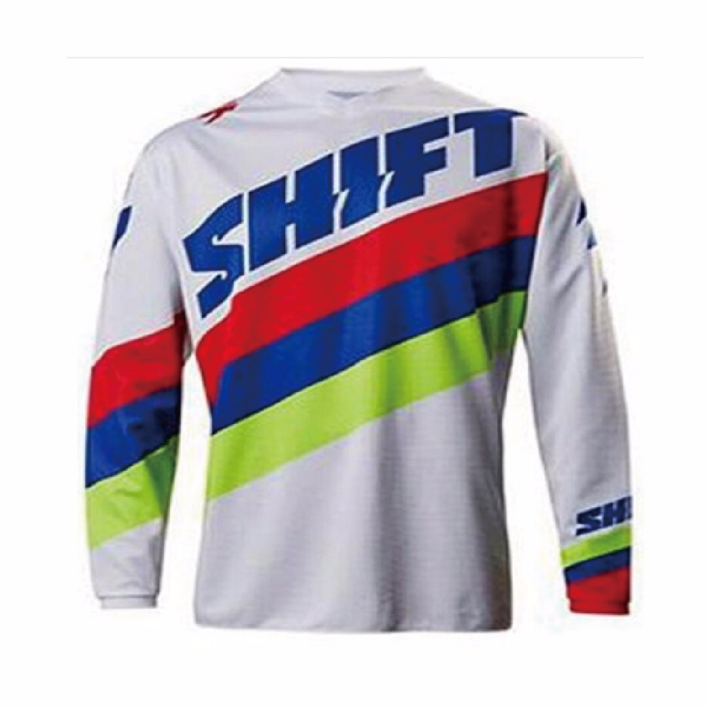2018 new Enduro Jeresy Downhill Jersey MTB Offroad long motorcycle long motocross Racing Riding Cycling Jersey long T-shi
