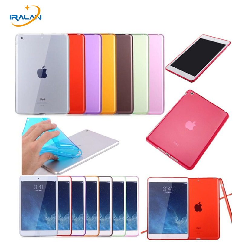 2018 Soft TPU+Silicon Tablet Back Case For Apple iPad Mini Crystal Clear Transparent Cover For iPad mini 123 7.9 inch+pen+film ctrinews for ipad air 1 case clear transparent soft tpu silicone back case for apple ipad 5 air 1 tablet pc protective cover