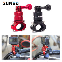 SUNGO Bike Holder Adapter For Gopro Hero 5 4 3 Eken H9 Camera Bicycle Handlebar Mount