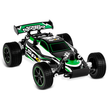 Jule 23211 RC Racing Car 1:20 Brushed RC Car RTR Splashproof / 2.4GHz 2WD / Impact-resistant PVC Shell Climbing Off Road Car Toy