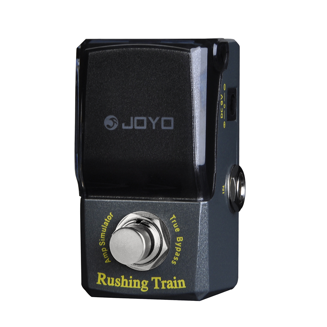 JOYO JF-306 Rushing Train VOX Cabinet Simulation Effects Pedal Effect Processor True Bypass for Guitar Wooden Sound Boogie joyo guitar effects pedals jf 32 hot plexi true bypass design wholesale cheap free shipping