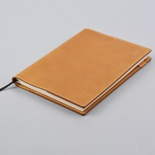 Handnote Vintage Leather Notebook Planner Könyvborító A5 A6 MD Hobonichi Cousin számára Eredeti Bullet Journal Drawing Sketchbook