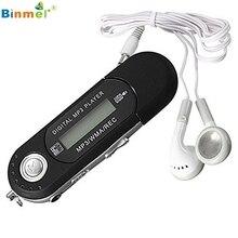 Hábil MP3 8 GB USB 2.0 Flash Drive LCD Mini Reproductor de Música w/FM Radio Grabadora de Voz 20JAN22 gota gratis