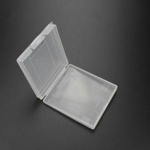 Image 4 - TingDong Beyaz Plastik Oyun Kartı Durumda Yüksek Kaliteli Oyun Kartuş Kılıfları Kutuları Nintendo Gameboy GBC