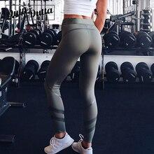 Women's Athletic Yoga Leggings For Sports Pants Tights Woman Fitness Sport Legging Women Print Sportswear Gym Wear Leggins