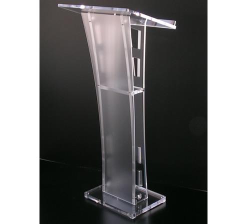 Lectern Acrylic Lectern Stand / Acrylic Church Lectern Perspex Lectern Plexiglass