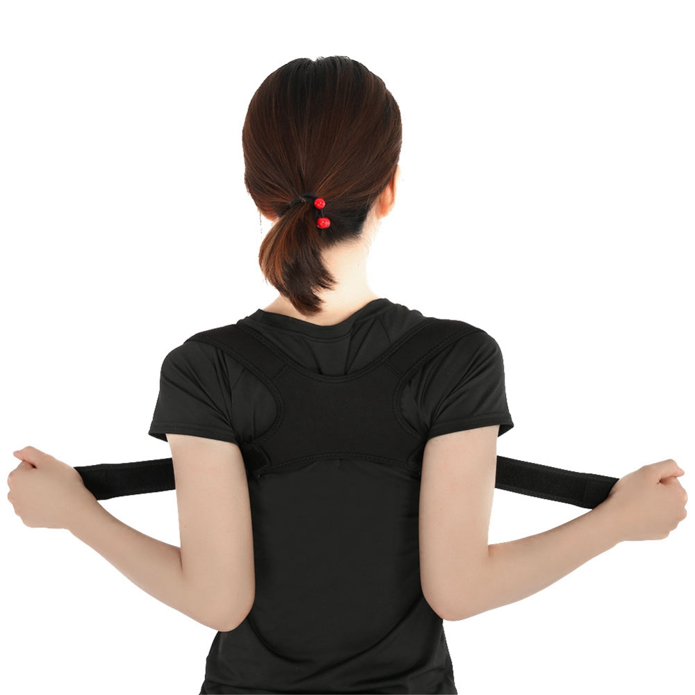Lightweight Posture Corrector Belt Made of Thin and Breathable Material Band to Correct Sitting Posture and Humpback Suitable for Adults and Teenagers 11