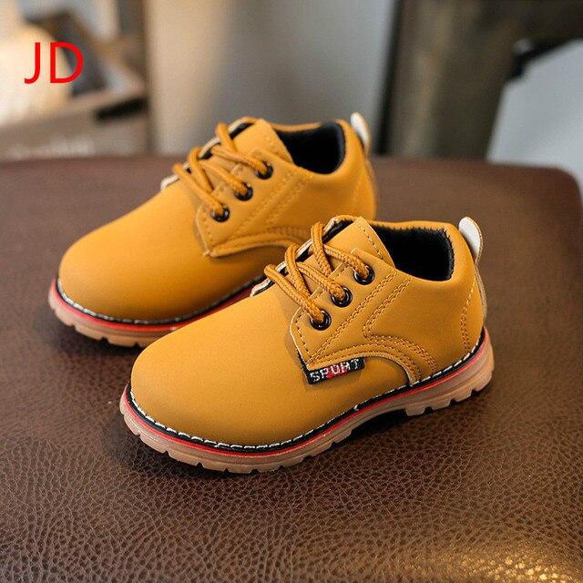 Jd Neue Kinder Kinder Stiefel Schuhe Fur Madchen Jungen Mode Weichen