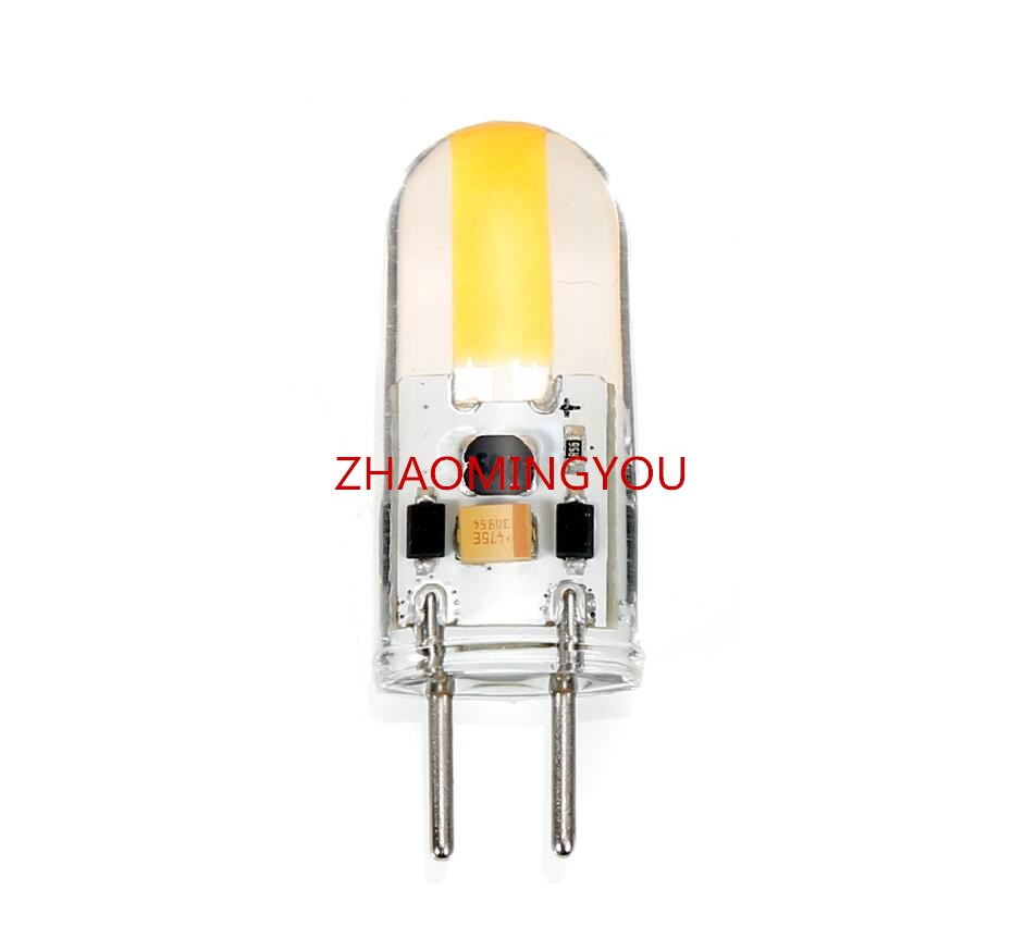 Image 5 - DIMMABLE GY6.35 LED Lamps 5W AC/DC 12V Corn Light Bulb Droplight Chandelier 1505 G6.35 COB Led Bombillas White/Warm white Lamp-in LED Bulbs & Tubes from Lights & Lighting
