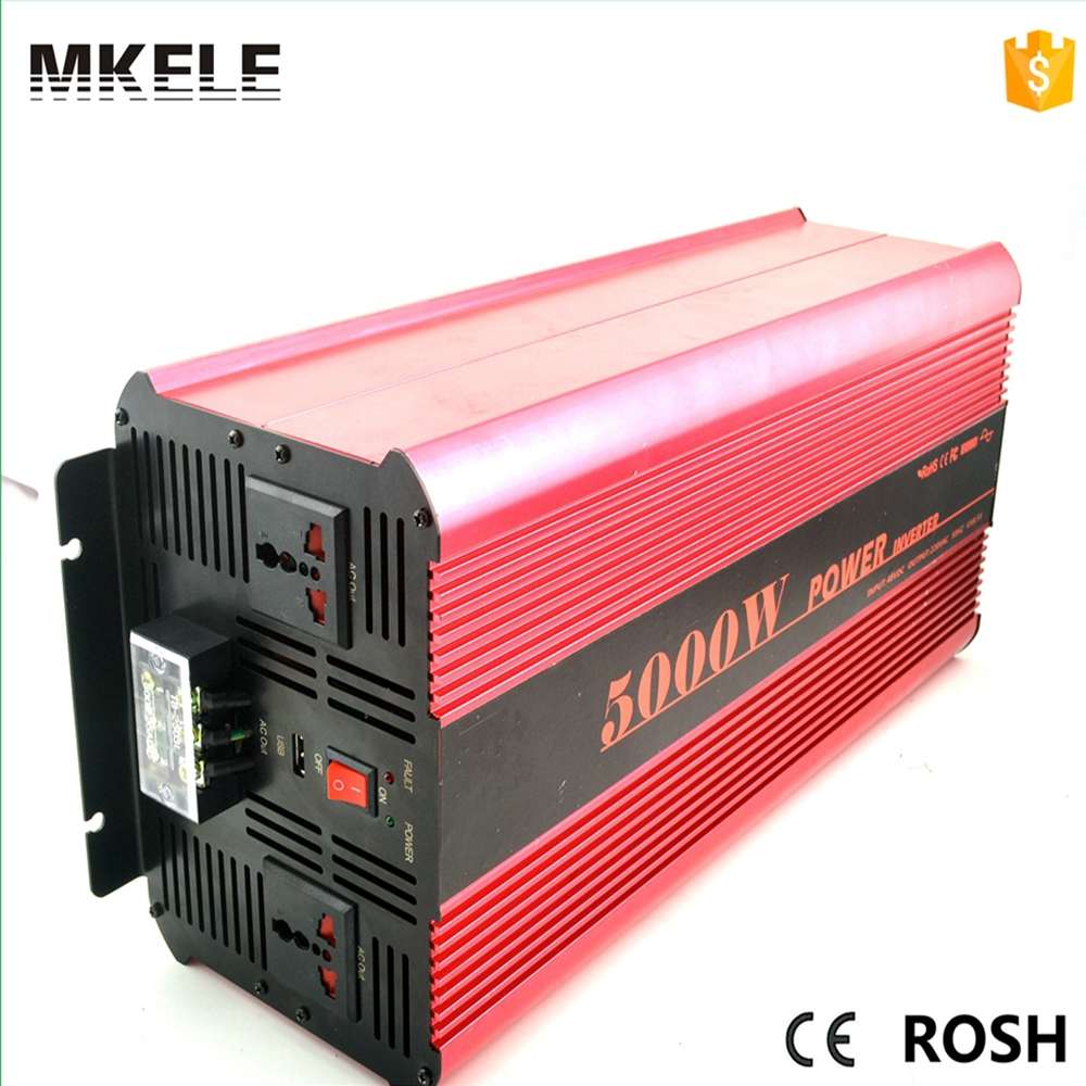 MKP5000-482R high quality direct sale  5kva pure sine wave inverter 48volt dc to ac power inverter 230vac made in china футболка element made to endure ss r black