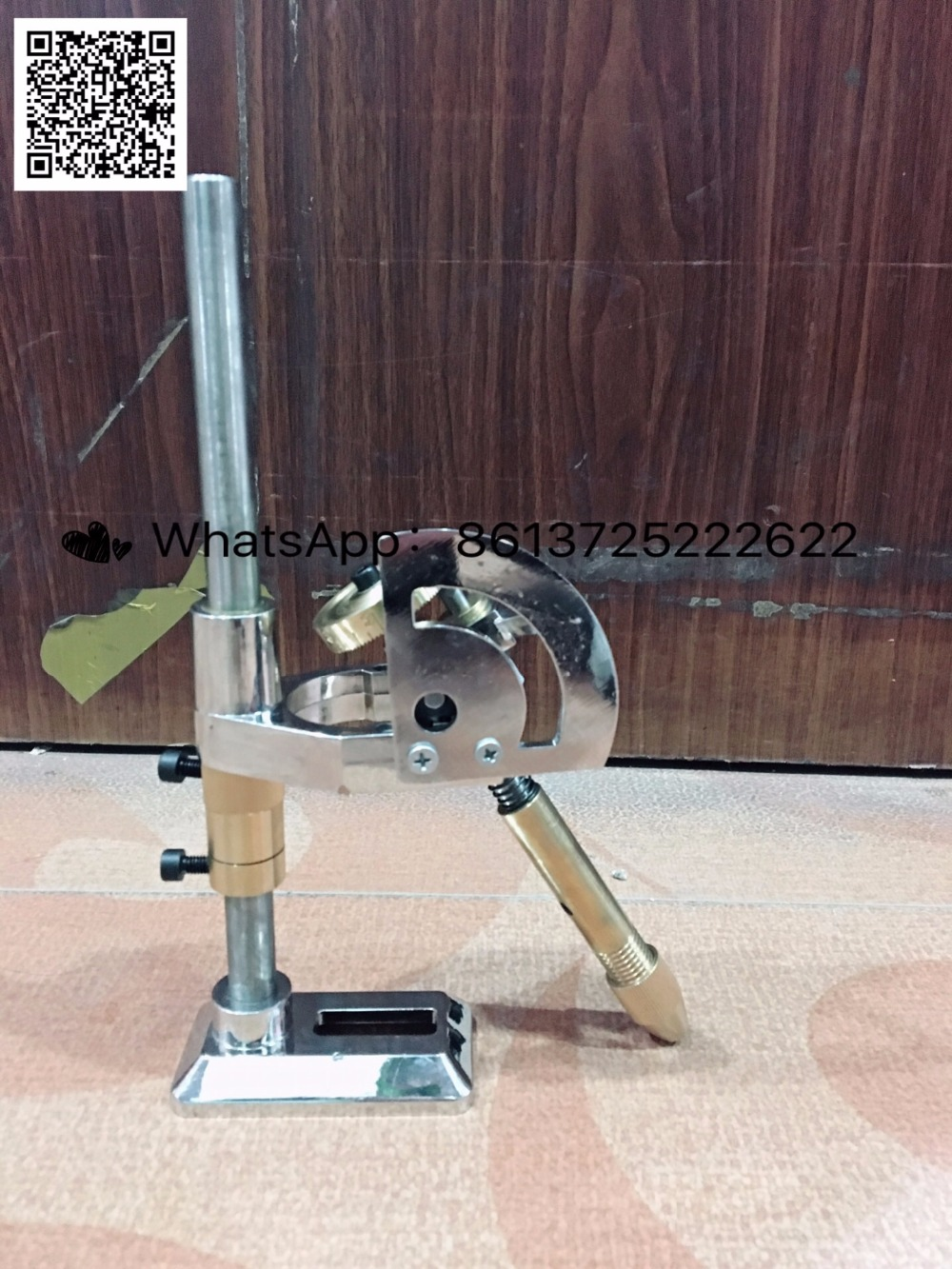 gem Faceting Machine Grinding Faceted manipulator jewels playing angle flat mill polishing stone angles 96 index wheels handle