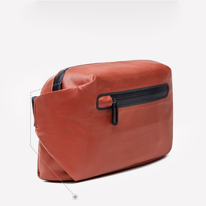 Image 5 - Original Youpin 90 points fashion Pocket bag backpack waist pack waterproof 2 kinds of negative ways Warning light bar