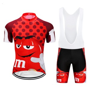 Image 5 - Crossrider 2020 komik bisiklet Jersey MTB dağ bisikleti giyim erkekler kısa Set Ropa Ciclismo bisiklet giyim Maillot Culotte