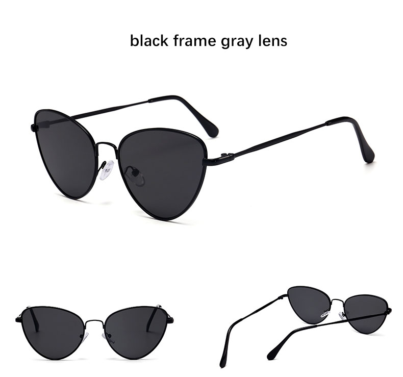 HTB1bH HSXXXXXXkXXXXq6xXFXXX8 - Red Cat Eye Transparent Lens Vintage Sunglasses Retro 70s Design