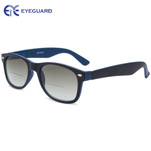 Image 3 - EYEGUARD UNISEX Bifocal Sun Readers Spring Temples Sun readers UV 400 Protection Outdoor Reading and Distance Viewing