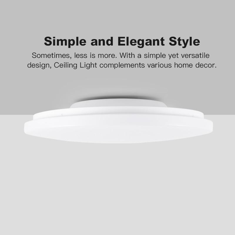 Moderne LED Smart Decke Licht APP Control RGB Dimmen 36W48W Bluetooth Lautsprecher AC85V 265V, LED decke Lichter - 6