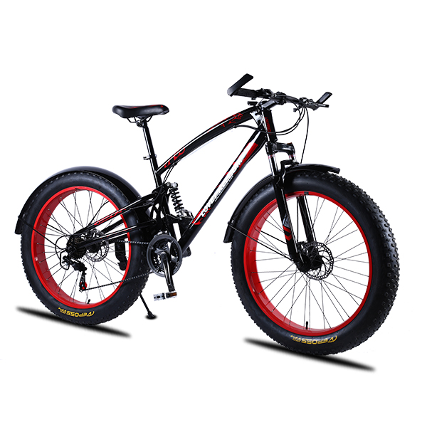 21-speed black red