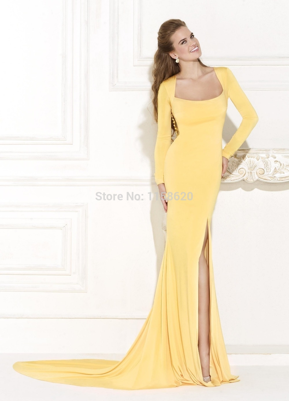Expensive Yellow Dresses