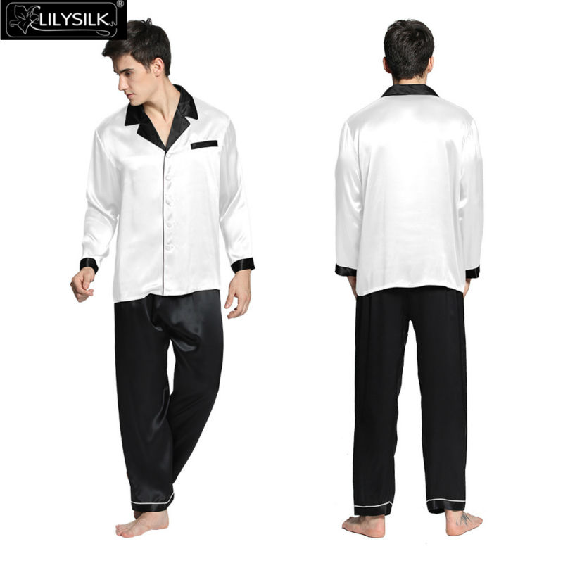 1000-white-22-momme-deep-contra-silk-pyjamas-set-for-men
