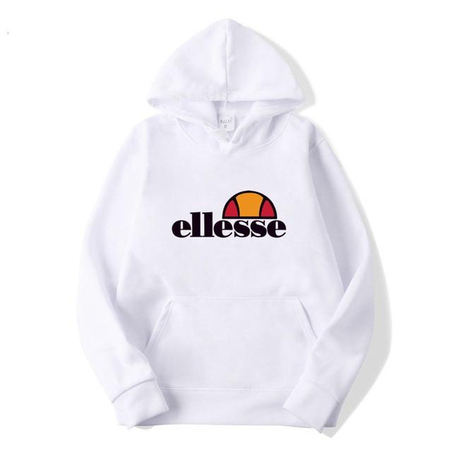 c8039a52 US $13.48 30% OFF|New Regular Loose Hooded Hoodies Unisex Ellesse Tide  Letter Printing Hoodies Men Women Casual Pullover Hooded Clothes JA234-in  ...