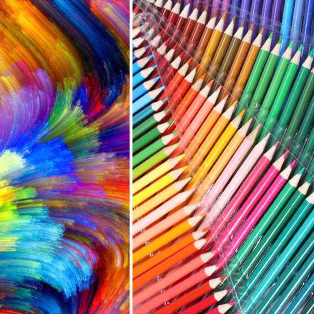 160 oily color pencil art secret garden professional painting color pencil