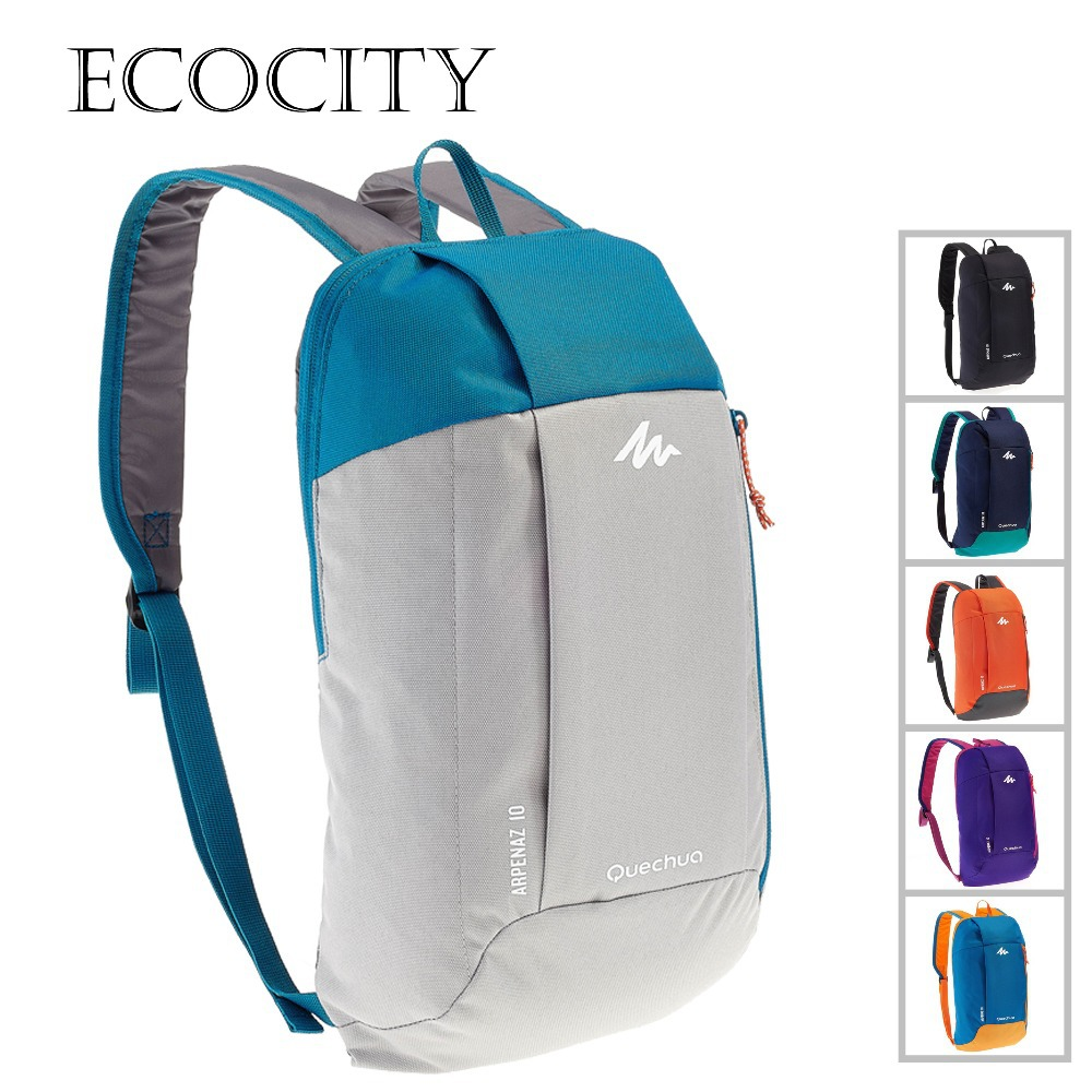 EcoCity Portable Colorful Men's Woman Backpacks ourdoor small ...