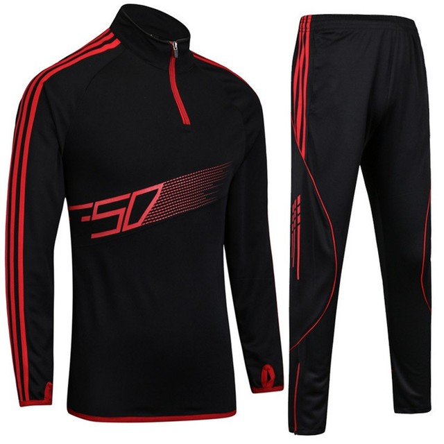 2017 Long Sleeve Men Soccer Jerseys Sets