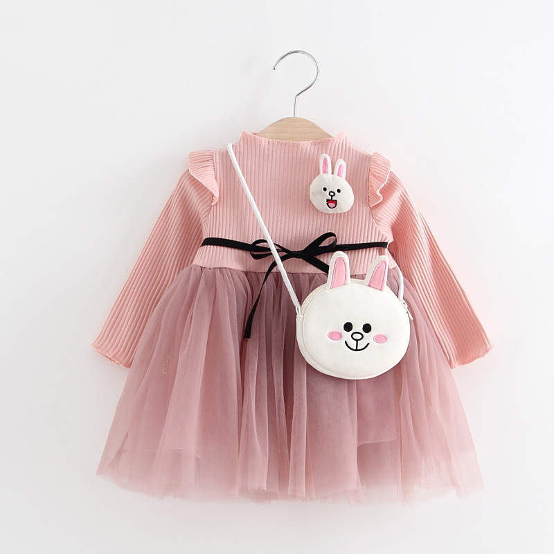2018 Spring Summer Baby Girls Clothes Newborn Infant Bebes Princess Dresses Party Tutu Dress Baby Clothing And Gift