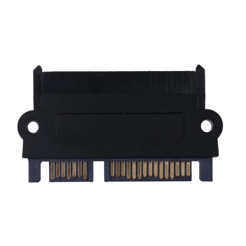 high-speed 5Gbps SFF 8482 SAS to SATA Adapter 180 Degree Angle SAS Hard Drive to Motherboard SATA Converter Straight Head 146g 10k 2 5 sas hard drive 42d0422 st9146802ss original 95