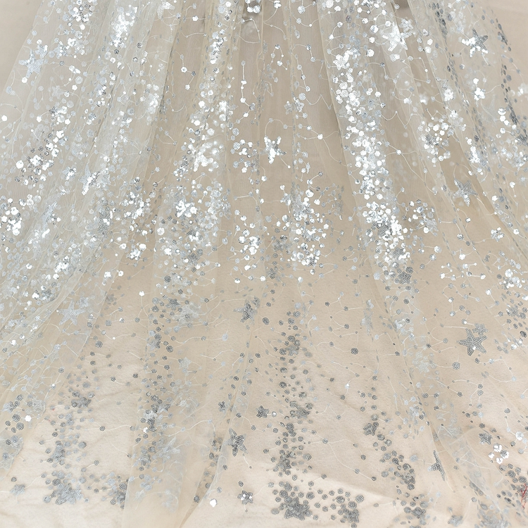 3d Beads Lace Parts & Accessories High Quality Applique Lace Fabric Gold Color French Lace Tulle Lace For Party Dress 5 Yard/lot Apparel & Merchandise