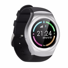 New Bluetooth Smart Watch V365 Full Circle Touch Screen Smartwatch Sport Fitness Pedometer Support SIM TF Card For IOS Android